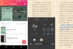 Leia ebooks no Android com o eBoox