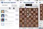 Jogue xadrez no smartphone com o Chess24