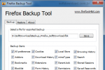 Faça backup do Firefox com o Firefox Profile Backup Tool