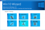 Configure o Windows 10 com o Win10 Wizard