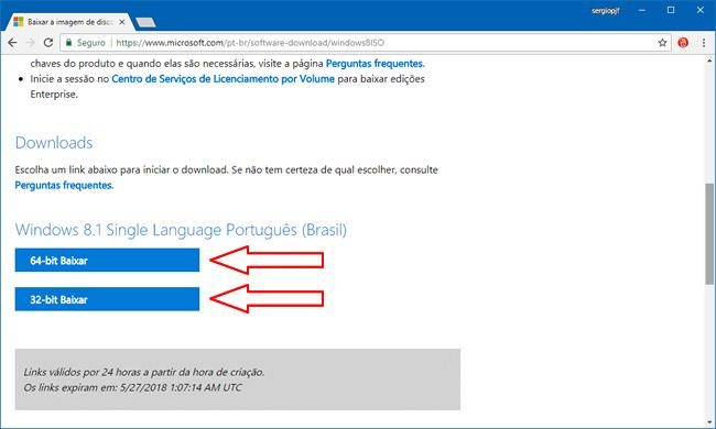 windows 8 download gratis portugues completo iso