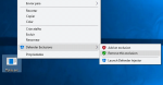 Exclua arquivos da verificação do Windows Defender