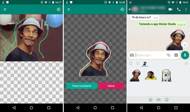 como baixar figurinhas para whatsapp android
