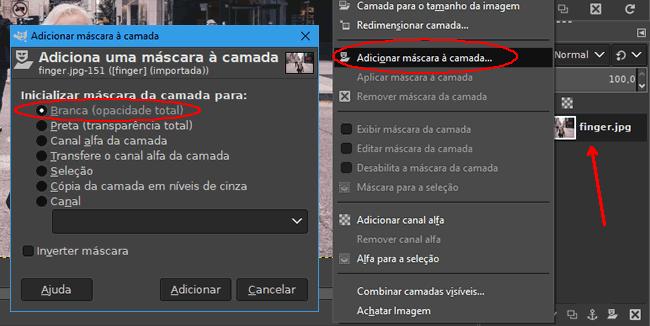cb93228c9 Como remover o fundo de uma foto usando o GIMP