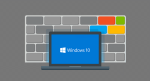 Como redefinir o firewall do Windows 10