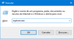Como abrir o Windows Explorer como administrador