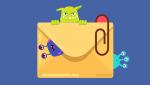 Como examinar anexos de email antes de baixá-los