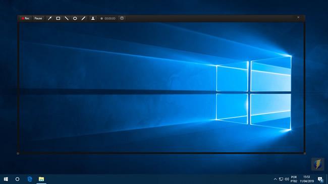 Capture e grave a tela do PC com o Monosnap