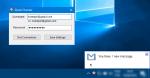 Receba notificações de email com o Gmail Checker