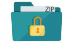 Como criar um arquivo ZIP protegido por senha