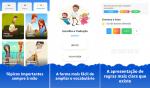 Aprenda inglês no smartphone com o Simpler