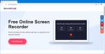 Grave a tela do PC direto do navegador com o RecordCast