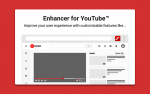Melhore o Youtube com o Enhancer for YouTube