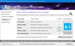 Restaure o Índice de Experiência no Windows 10