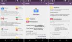 Verifique as permissões dos apps com o Exodus