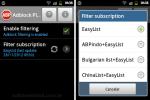 Bloqueie anúncios no Android com o Adblock Plus
