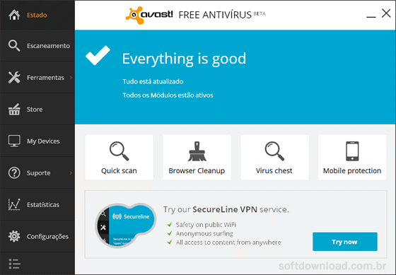 download avast browser offline installer