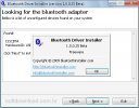 Driver para instalação de adaptadores Bluetooth