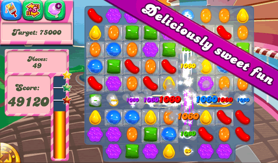 Candy Crush Saga - Jogo para Android, iPhone e iPad