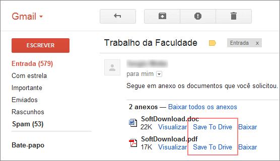 anexos gmail ipad