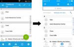 Transfira os contatos do telefone com o InTouchApp