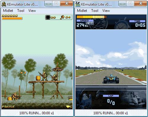 KEmulator Lite - Teste em seu PC os jogos Java para celular