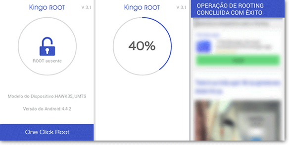 Faça o root no Android com o Kingo Root