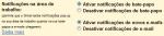 Receba notificações do Gmail na área de trabalho