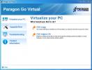 Paragon Go Virtual – Converta máquinas físicas em máquinas virtuais