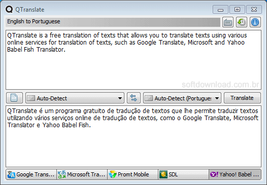 5 tradutores de texto gratuitos para Windows