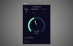 Teste a internet no Windows 10 com o SpeedTest