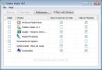 Organize sua barra de tarefas com o Taskbar Helper