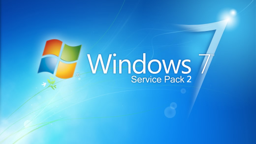 Service Pack 2 para Windows 7