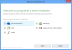 Download do Windows Essentials 2012 (instalador offline)