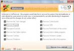 Restaure recursos do Windows com o WinRecover