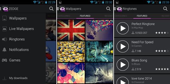 Zedge papis de parede e ringtones para android e iphone papis de parede e toques para smartphones reheart Gallery
